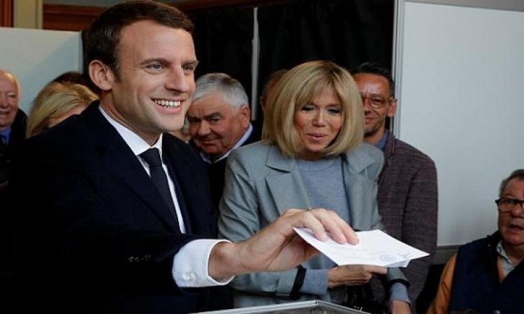 انطلاق الجولة الثانية من الانتخابات التشريعية الفرنسية .. وحركة ماكرون فى الصدارة