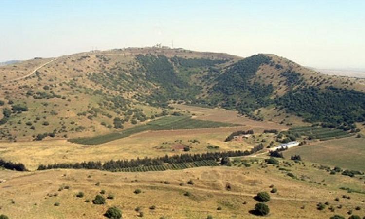 الجيش الروسى يؤكد خلو منطقة فك الاشتباك فى الجولان من الأسلحة الثقيلة