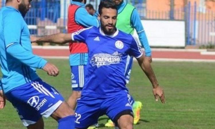 """رسميا.. الأهلى يضم """"محارب"""" لاعب سموحة 5 مواسم"""