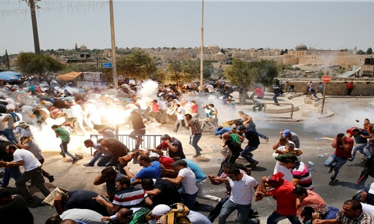الجيش الإسرائيلى يستدعى قوة من الاحتياط للسيطرة على المواجهات بالقدس