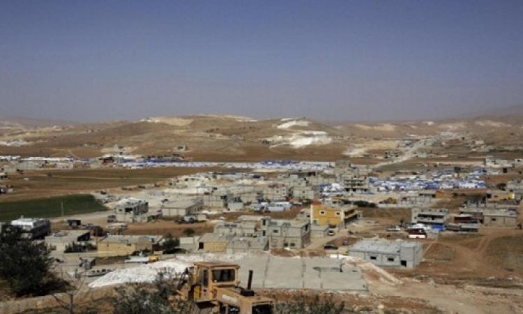 غارات سورية على جرود عرسال على الحدود اللبنانية