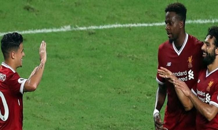 ليفربول يفوز على ليستر بثنائية ويتوج بكأس الدوري الإنجليزي في آسيا