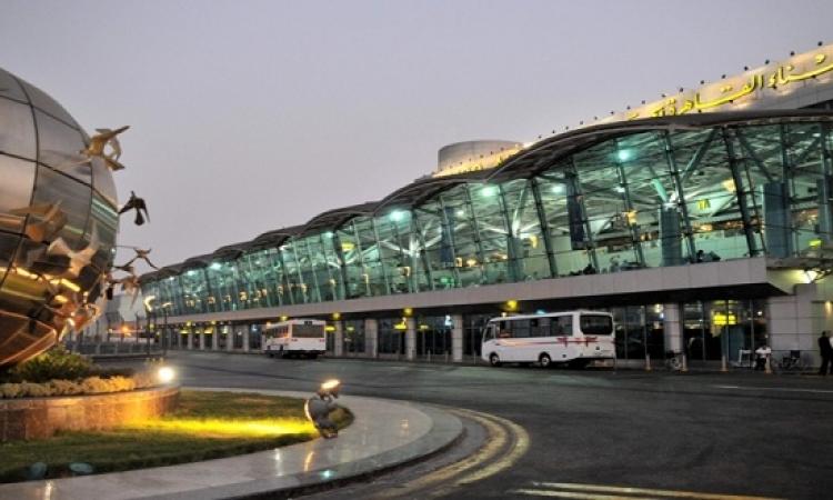 """وفد من الأمم المتحدة """"يفتش"""" على تأمين مطار القاهرة الدولى"""
