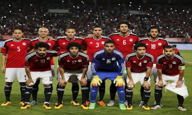 60 ألف مشجع فى مواجهة مصر وأوغندا