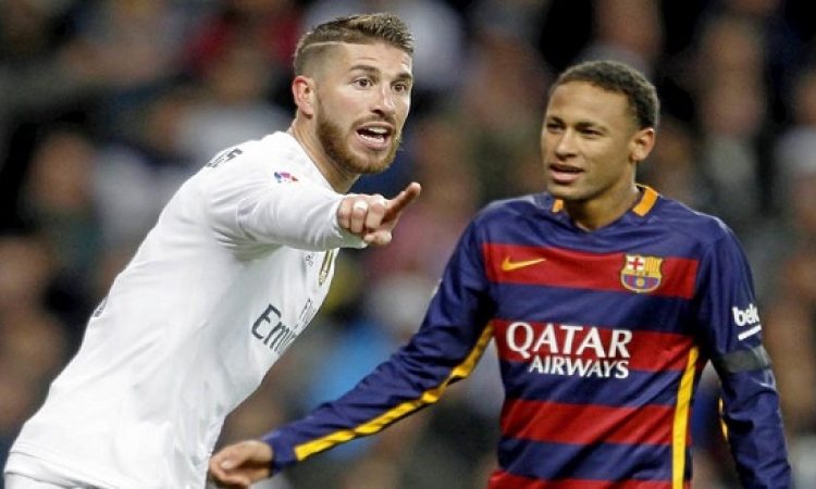 راموس يتمنى رحيل نيمار عن برشلونة