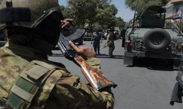 داعش يهاجم السفارة العراقية فى كابل بانتحارى وثلاثة مهاجمين