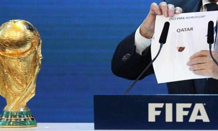 التايمز: قطر مهددة بسحب تنظيم كأس العالم 2022 بسبب دعم الإرهاب