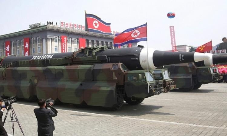أكبر قاعدة عسكرية أمريكية تحت تهديد الصواريخ البالستية لكوريا الشمالية