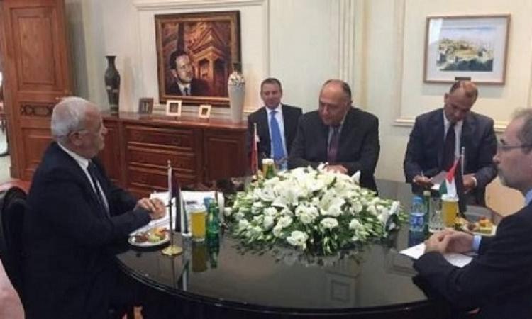 عقد آلية التنسيق الثلاثية بين مصر والأردن وفلسطين بالقاهرة اليوم