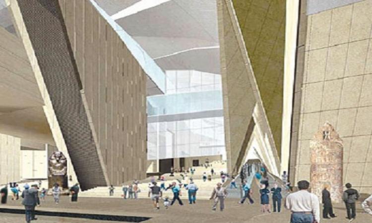 الإعلام الروسى: مصر تستعد لإبهار العالم عام 2018 بأكبر متحف آثار