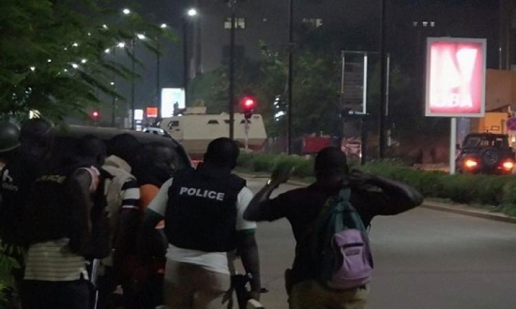 17 قتيلاً فى هجوم على مطعم تركى ببوركينا فاسو