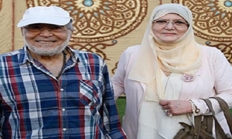 حسن يوسف وشمس البارودى بعمومية الجزيرة للتصويت