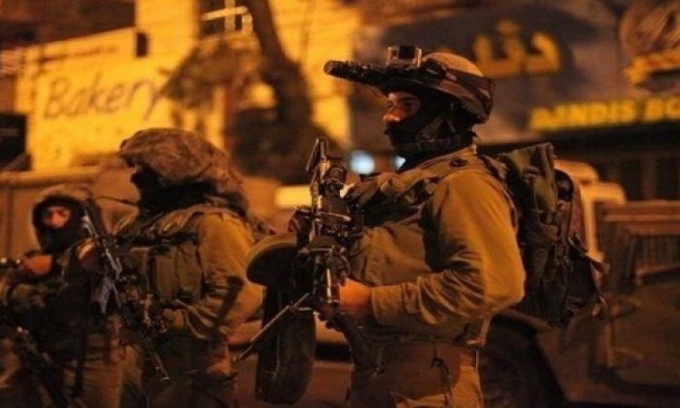 مقتل شاب فلسطينى برصاص قوات الاحتلال فى نابلس