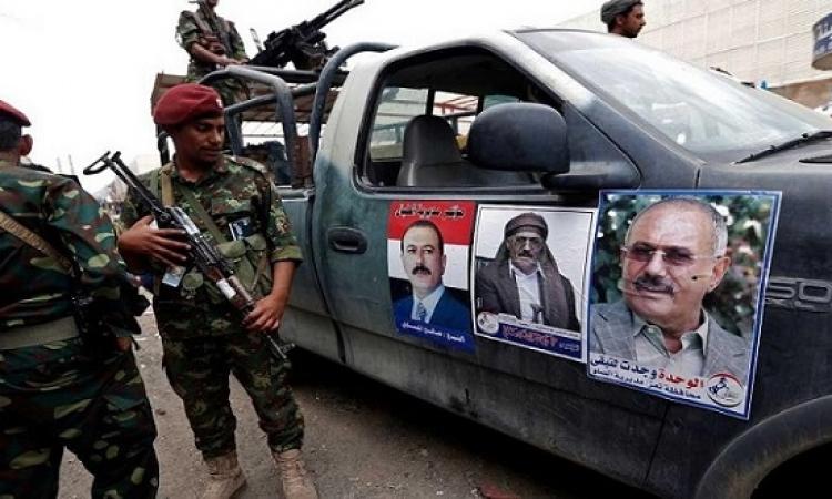 استمرار التوتر بين ميليشيا الحوثى وصالح رغم اتفاق التهدئة