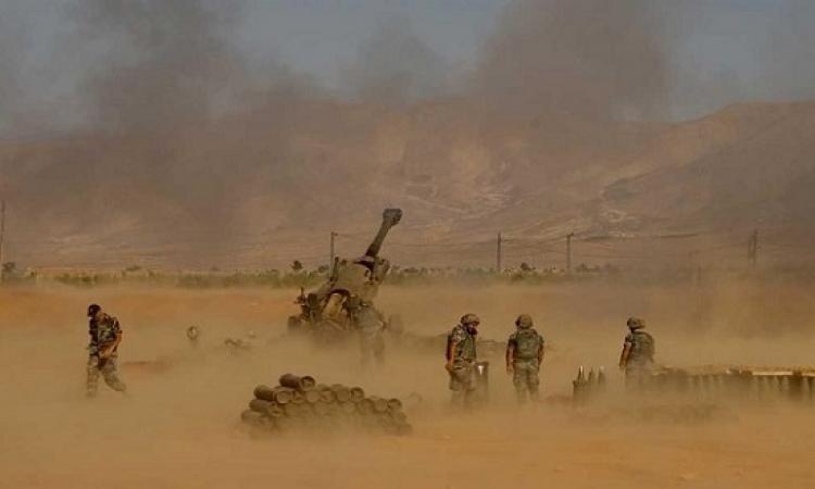 الجيش اللبنانى يحقق تقدماً فى مناطق داعش فى ثالث ايام عملية فجر الجرود