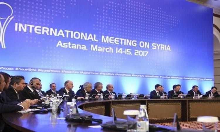 """كازاخستان : """"أستانا – 6"""" حول سوريا أواخر الشهر الجارى"""