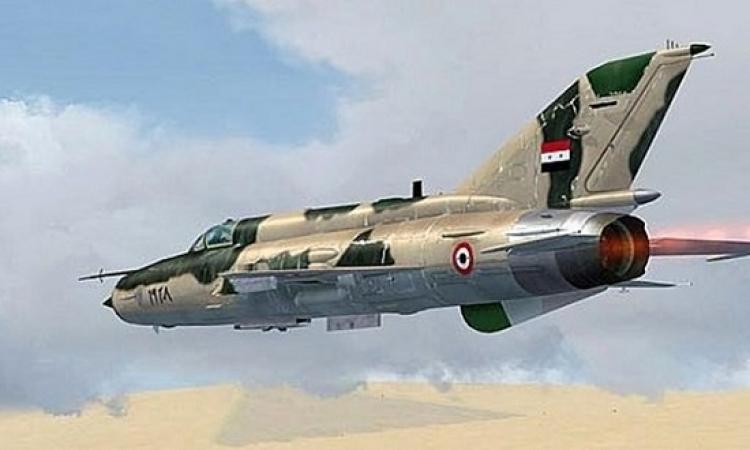 الطيران العراقى يبدأ غاراته على تلعفر تمهيداً للدخول البرى