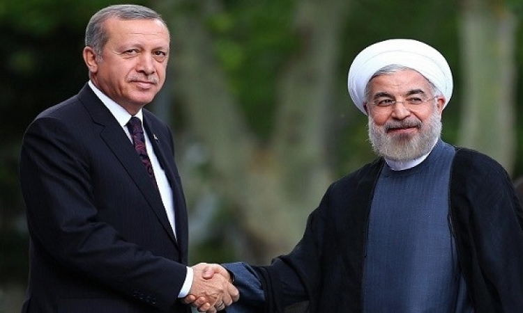 أردوغان يلتقى روحانى فى العاصمة الكازاخية أستانا
