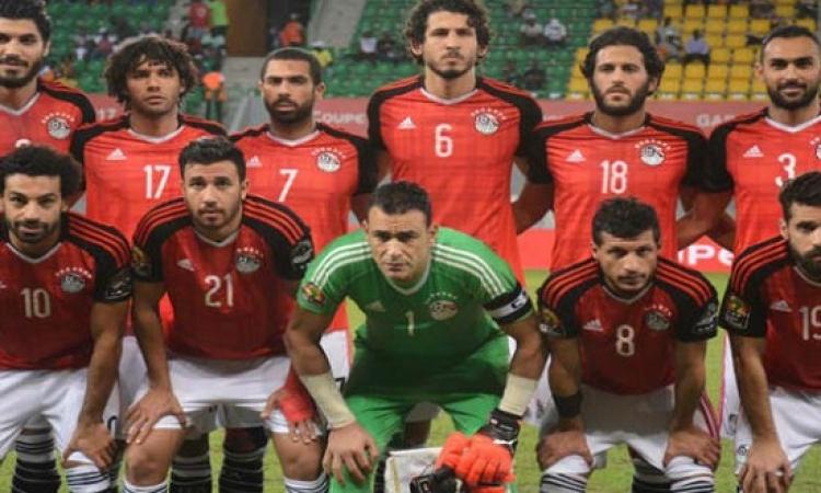 رسمياً.. الجبلاية تتسلم ملابس منتخب مصر فى كأس العالم