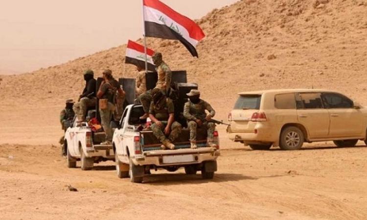 الجيش العراقى يستعد للسيطرة على حدود كردستان