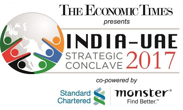 """اختتام فعاليات مؤتمر """" ذا إيكونوميك تايمز الاستراتيجى الهندى الإماراتى """" فى دبى"""