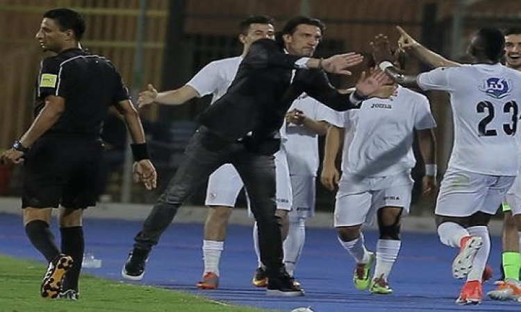 الزمالك يصرف المستحقات المالية للاعبين بعد الفوز على المقاولون العرب