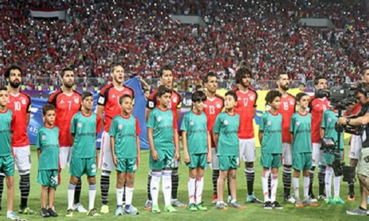 مصر تتصدر مجموعتها وتقترب من حلم المونديال بفوزها على أوغندا