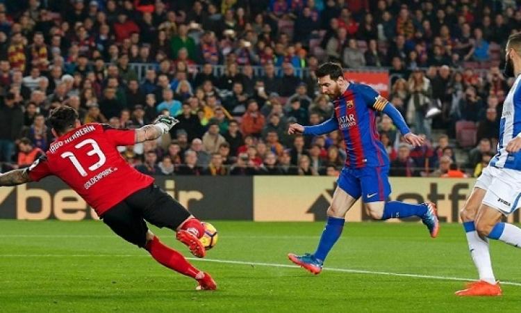 ليون يبحث عن فك العقدة ضد برشلونة فى دوري أبطال أوروبا