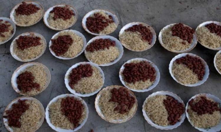"""طبق واحد يكشف """"التفاوت الصارخ"""" فى سعر الطعام بين دول العالم"""