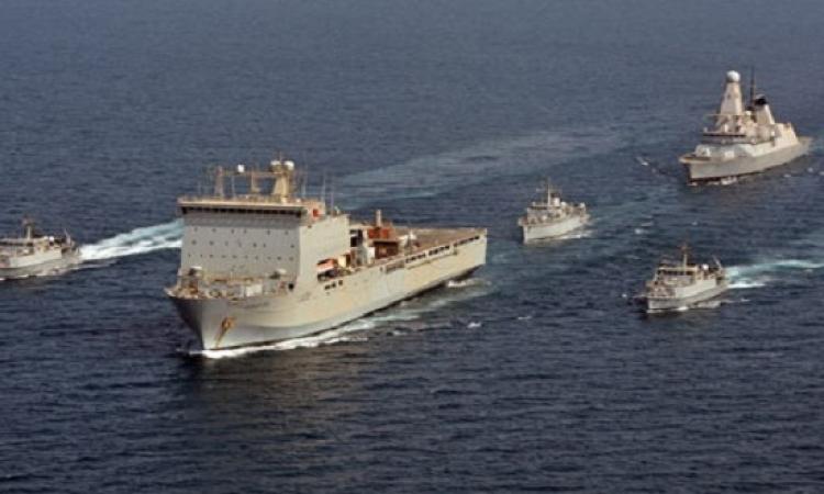 البحرية الملكية البريطانية فى خطر.. 13 كتيبة من أصل 19 خارج الخدمة