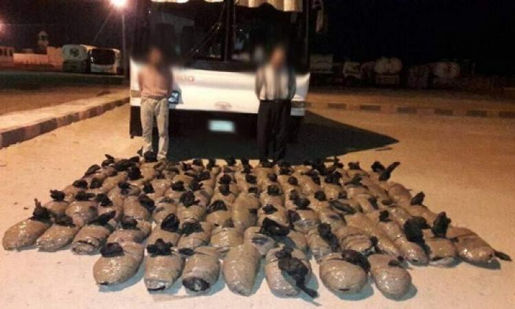 بالصور .. القوات المسلحة تعلن القبض على تكفيرى شديد الخطورة بوسط سيناء
