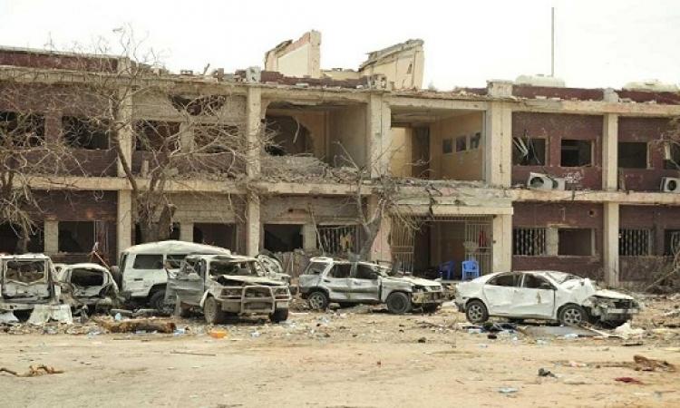 ارتفاع حصيلة انفجار مقديشيو إلى 23 قتيلاَ و30 جريحاً