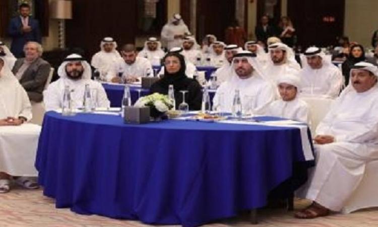 ماجد بن سعيد ونورة الكعبي يفتتحان الدورة الخامسة لبرنامج إعداد القادة