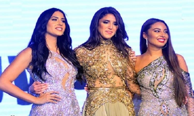 بالصور .. تتويج فرح صدقى كملكة جمال مصر للكون لعام 2017