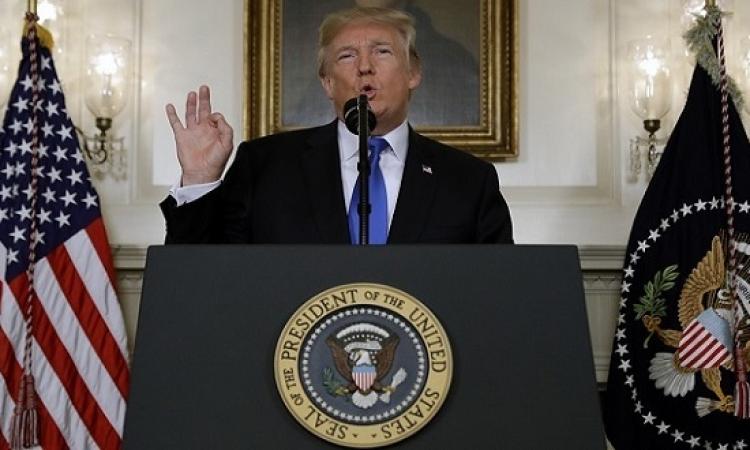 ترامب يعلن فى خطابه الليلة اعترافه بالقدس عاصمة لاسرائيل