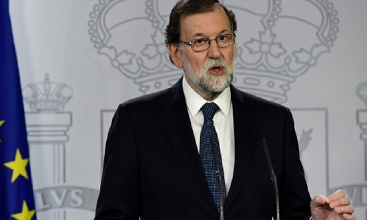 اسبانيا تفعل المادة 155 من الدستور وتعلن تقييد الحكم الذاتى فى اقليم كتالونيا