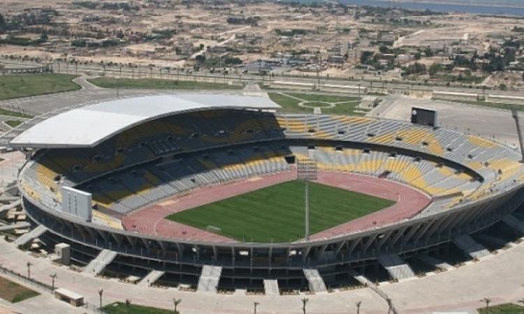 الداخلية تعلن خطة تأمين مباراة مصر والكونغو