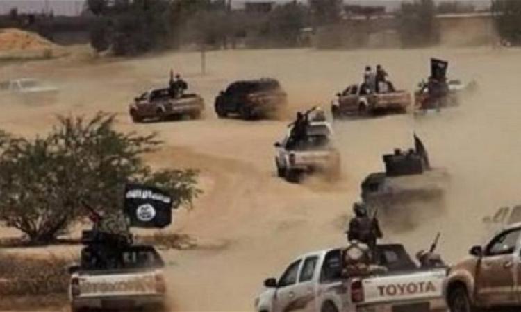 داعش يستغل ازمة كردستان ويستولى على مناطق فى كركوك