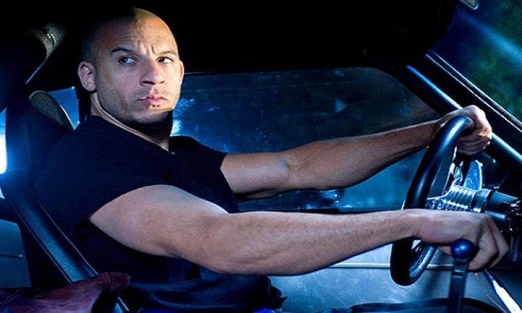 مفاجأة فان ديزل فى الجزء الجديد من «Fast & Furious»