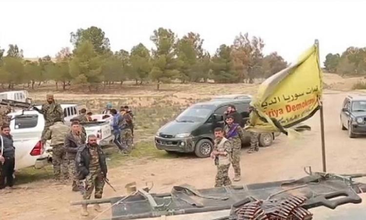 قوات سوريا الديمقراطية تحكم سيطرتها على الرقة