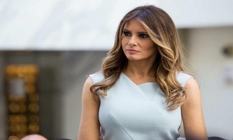 ميلانيا تغادر البيت الأبيض بعد شائعات خيانة ترامب لها