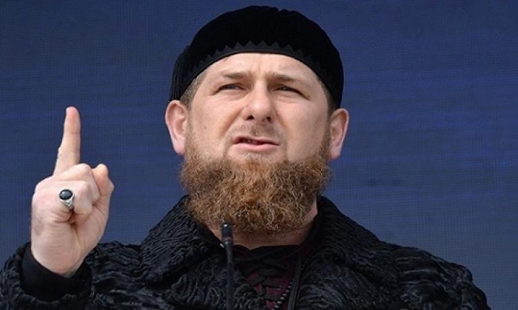 """رئيس الشيشان يصف مرتكبى هجوم سيناء بـ """"كلاب الجحيم"""""""