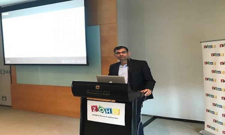 """""""زوهو"""" تطلق حزمة الحلول المالية المتوافقة مع ضريبة القيمة المضافة بالمنطقة"""