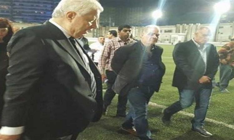 """مرتضى منصور لوفد """"الفيفا"""": أنا بشجع ريال مدريد بسبب قميصه"""