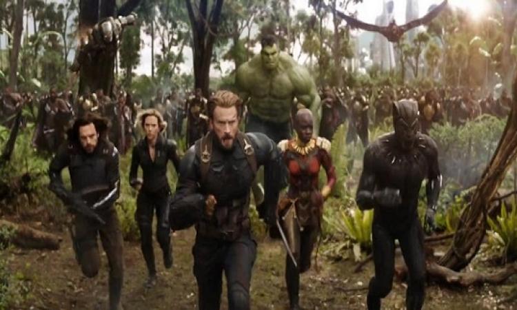 بالفيديو .. تريلر The Avengers: Infinity War يحقق نسبة مشاهدة قياسية !!