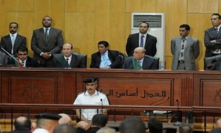 """جنايات القاهرة تعيد اليوم محاكمة 120 متهماً فى """"الذكرى الثالثة للثورة"""""""
