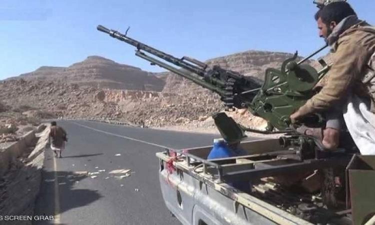 القوات اليمنية تفتح طريقاً استراتيجياً إلى محيط العاصمة صنعاء