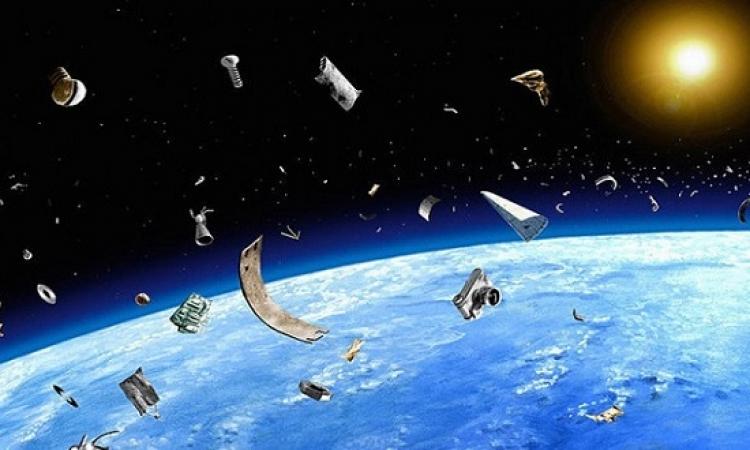 النفايات الفضائية .. خطر محدق يهدد أوروبا وآسيا