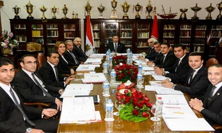 11 قرار لمجلس إدارة الأهلى فى اول اجتماعاته الرسمية