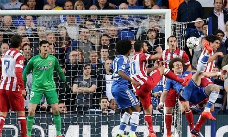 أتلتيكو مدريد فى مواجهة قوية أمام إشبيلية للابتعاد بصدارة الدوري الإسباني